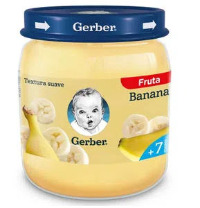 Nestle Gerber Papilla Banana 12x113gr