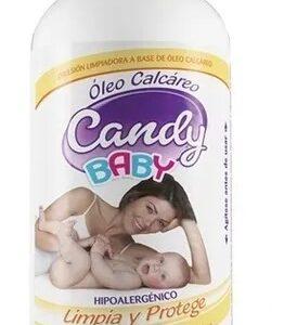 Candy Oleo Calcareo Hipoalergenico S/frag X1000