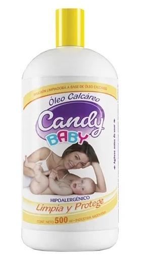 Candy Oleo Calcareo Hipoalergenico X500ml