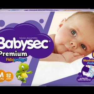 4719 Pl Babysec Premium Tanga M 52/4