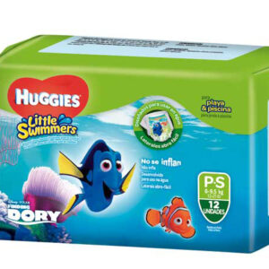 Pants Huggies Little Swimmers P X12