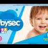 4447 Babysec Ultrasec Tanga Xg 36/4
