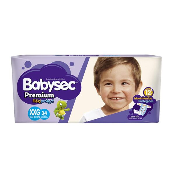 4728 Babysec Premium Tanga Xxg 34x4