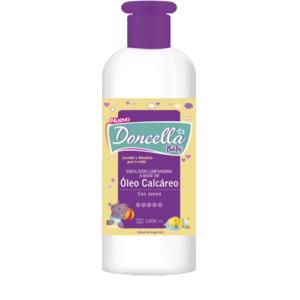 Doncella Oleo Calcareo Con Avena 1ltx6