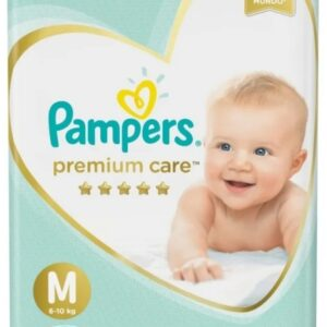 80678435 Pc Pampers Premium Care Med 72 X 2 N