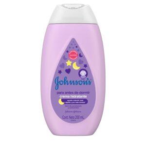 J&j Crema Liquida Antes De Dormir X200 Ml 528678