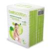 Algodón Bellacotton Paños Cuadrados Bebes 12x50u