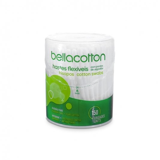 Hisopos Bellacotton Pote 12x150u