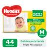 Pañal Huggies Triple Protección Mx44