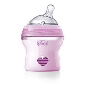 Chicco Naturalfeeling Color Rosa 0m 150ml (1)
