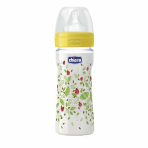 Chicco Biberon Wb Pp Neutral 250ml Flujo Medio
