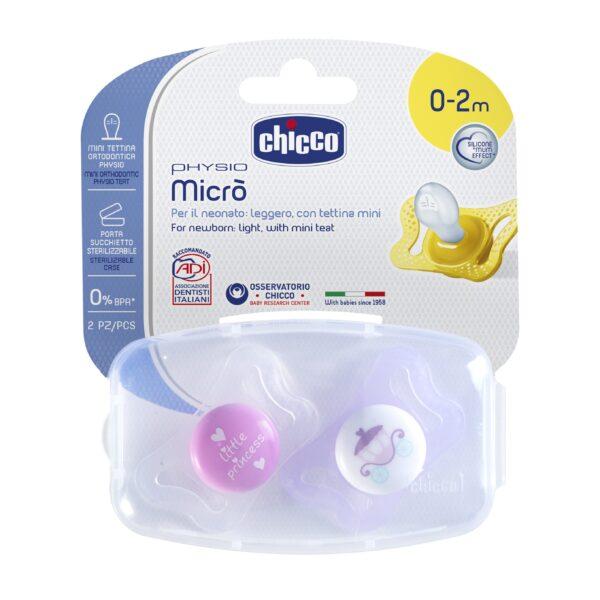 8058664069507 Chicco Recien Nacido Physio Micr 0-2m Girl X2
