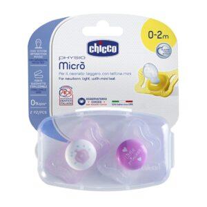 8058664069507 Chicco Recien Nacido Physio Micr 0-2m Girl X2 (2)
