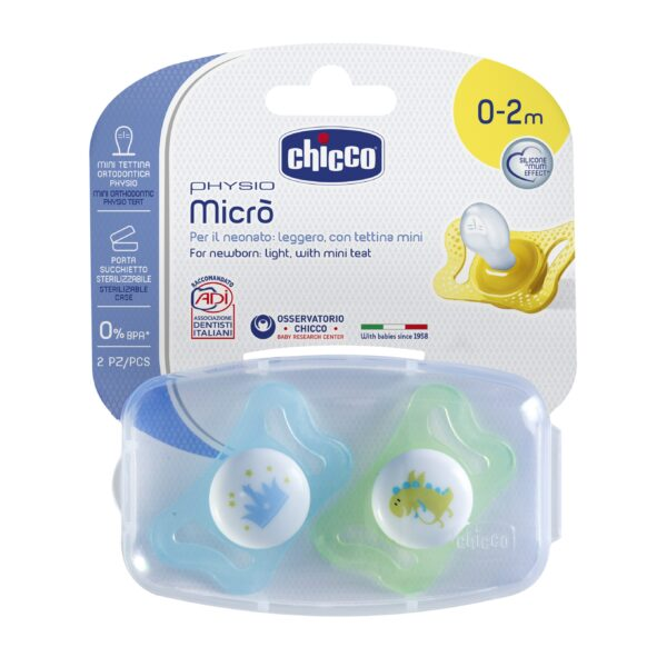 Chicco Recien Nacido Physio Micr 0-2m Boy X2 (1)