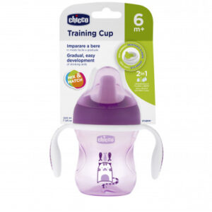 Chicco Vasos Training Nena 6m 200ml