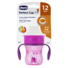8058664101382 Chicco Vasos Perfect Nena +12m 200ml