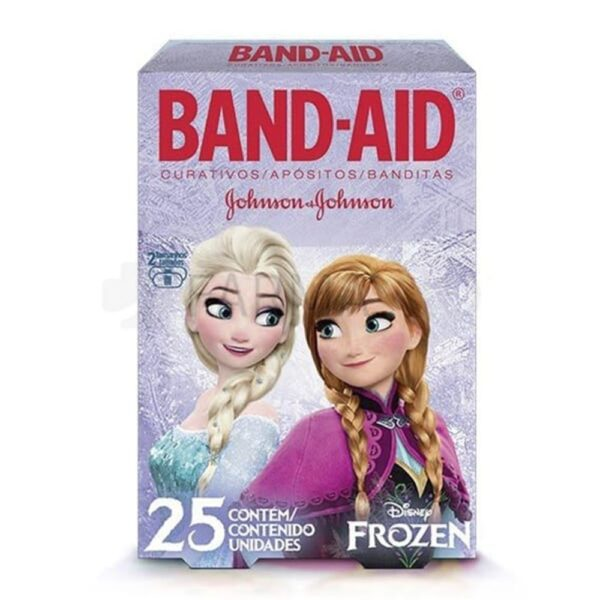Band Aid Frozen 24x25un