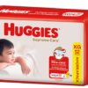 Pañal Huggies Supreme Care Xgx52