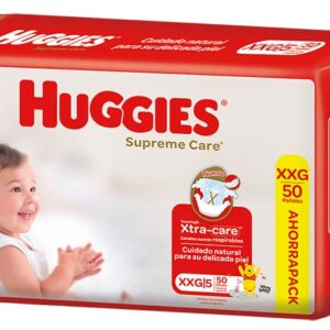 Pañal Huggies Supreme Care Xxgx50