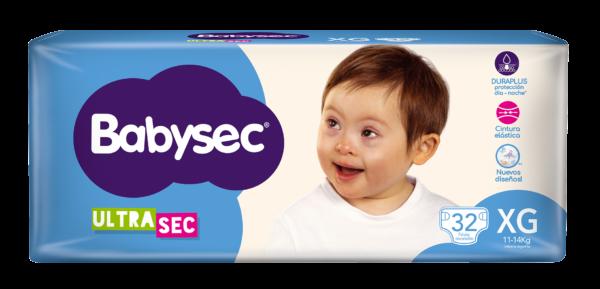 Pl Babysec Ultrasec Tanga Xg 32