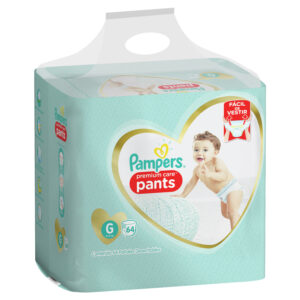 80329731 Pampers Pants Pc Gde 64 X 2