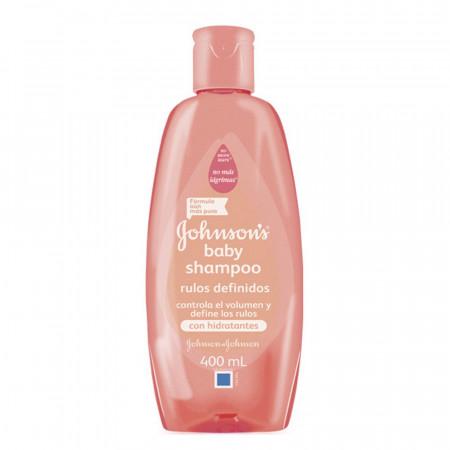 J&j Jb Shampoo Rulos Hidratados 12x400 69112