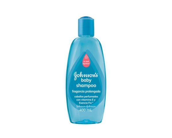 90117 J&j Shampoo Fraganc Prolong 12x400ml (azul)