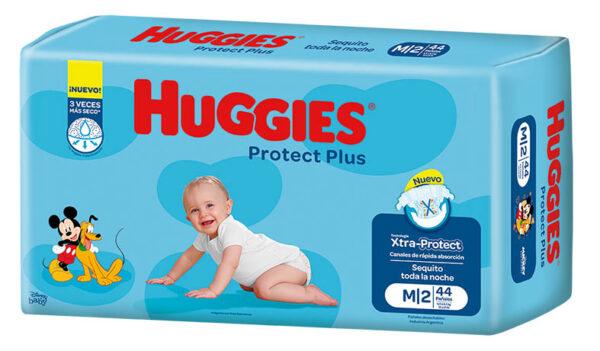 Pañ Hug Prot Plus M Jumbo 4x44