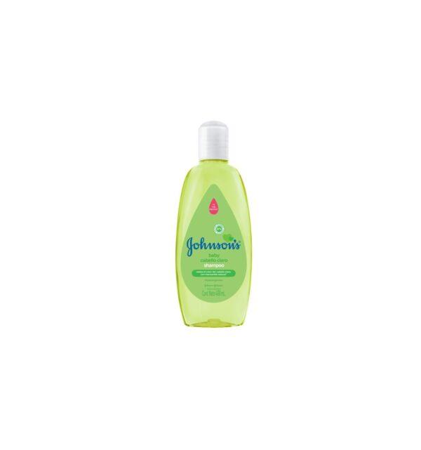 554017 Johnsons Baby Shampoo Claro Agua Purificada 400ml
