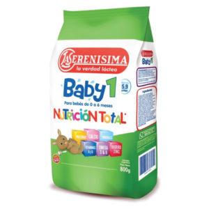 La Serenisima Baby 1 X 800