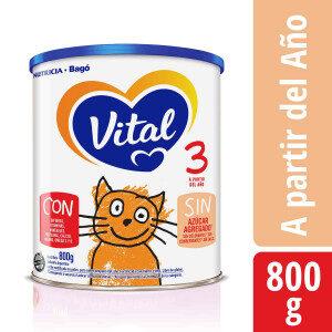 Vital 3 Nutriplus Tarro X 800g