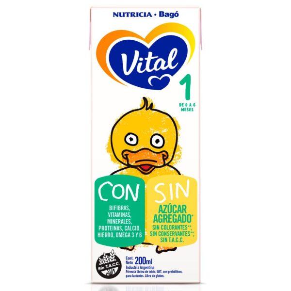 Vital Nutriplus 1 Brick X 200ml