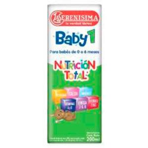La Serenisima Baby 1 Brick X 200 Ml