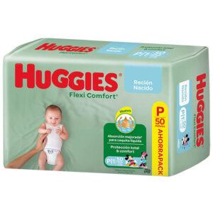 Pañ Hug Flex Comf P Ahorrp 2x50