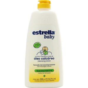 Oleo Calcareo Estrella Baby 500 Ml X 12 Con Manzanilla