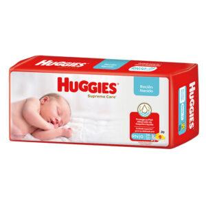 Pañales Huggies Supreme Care Rnx34