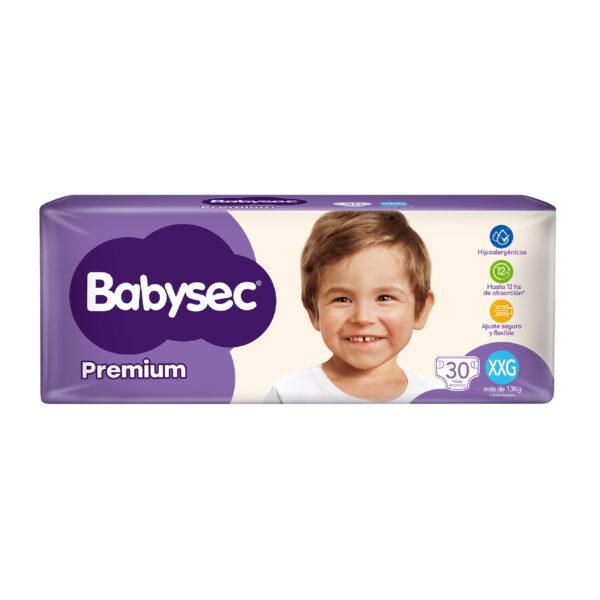 Babysec Premium Xxg X 30