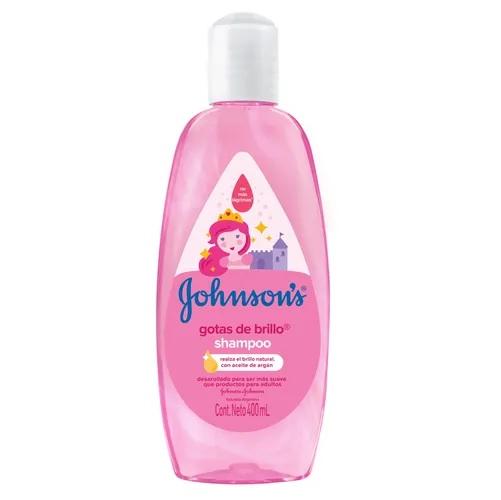 554011 J&j Shampoo Gotas De Brillo X400ml