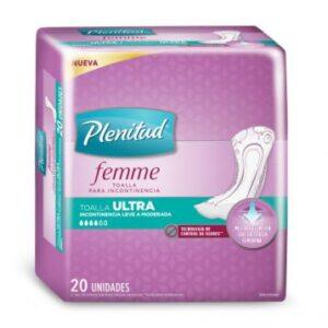 Toalla Plenitud Femme Ultra S/a 6x20